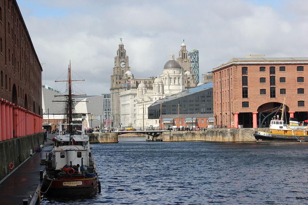 Docul Albert din Liverpool