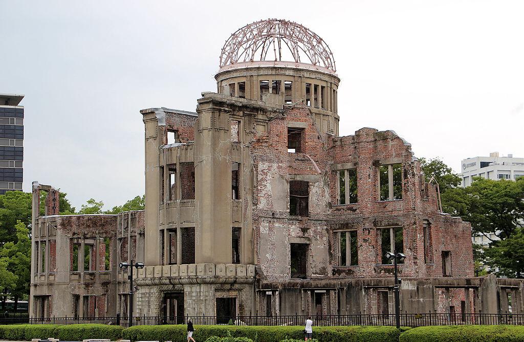 Domul Bombei Atomice Hiroshima