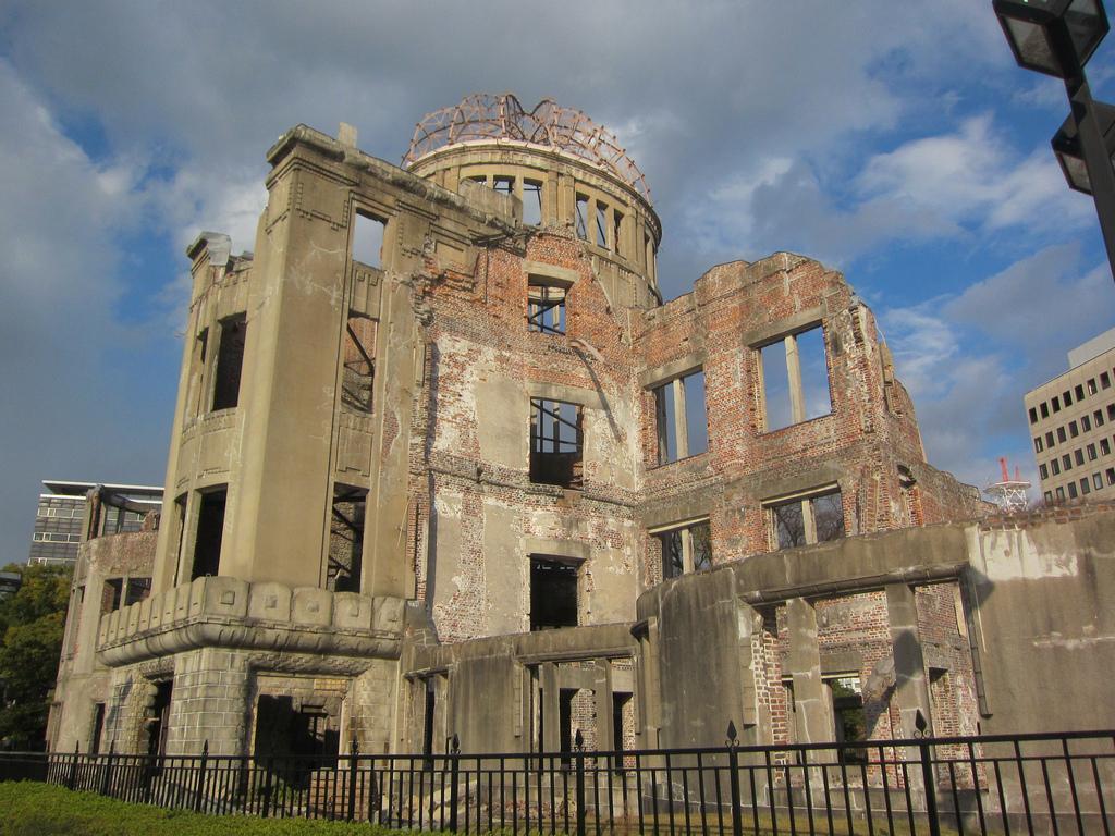 Domul Bombei Atomice Hiroshima1