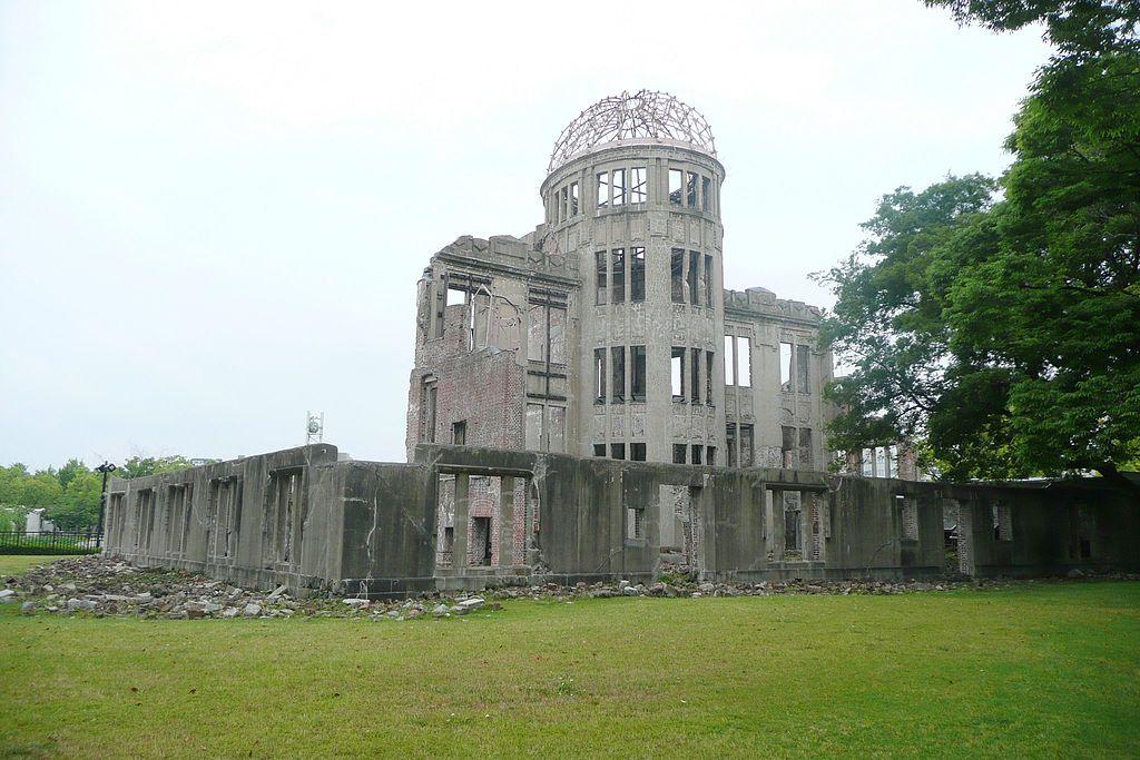 Domul Bombei Atomice Hiroshima111