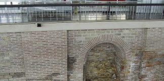 Edificiu Roman cu mozaic