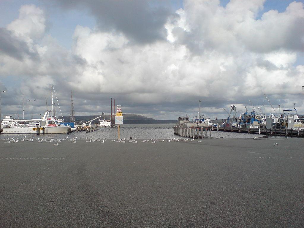 Emu plaja