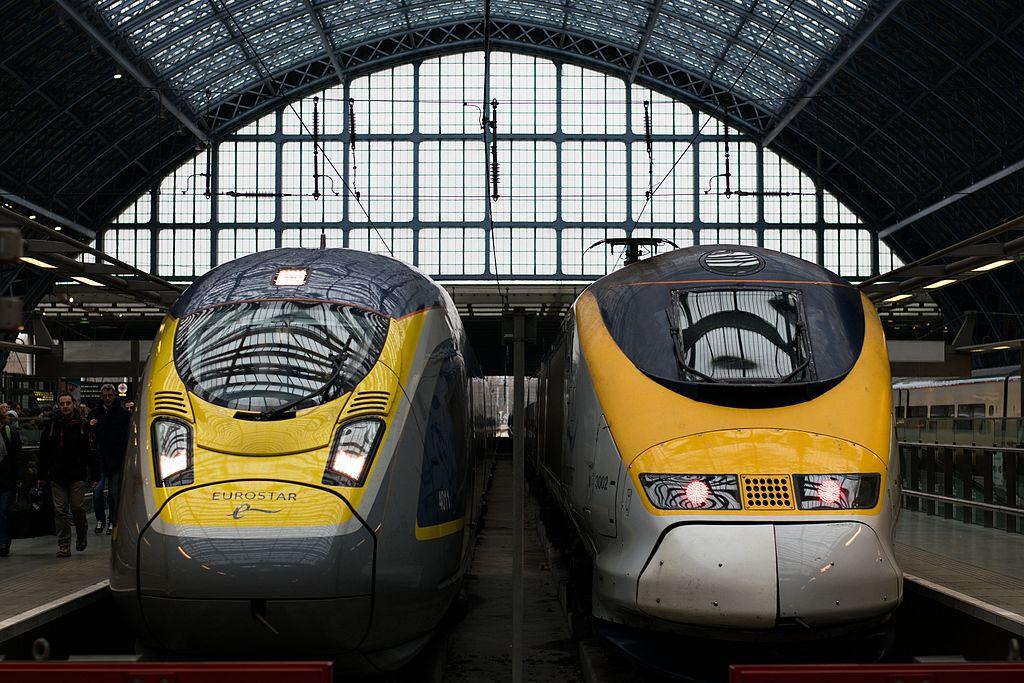 Eurotunelul Franta – Anglia1