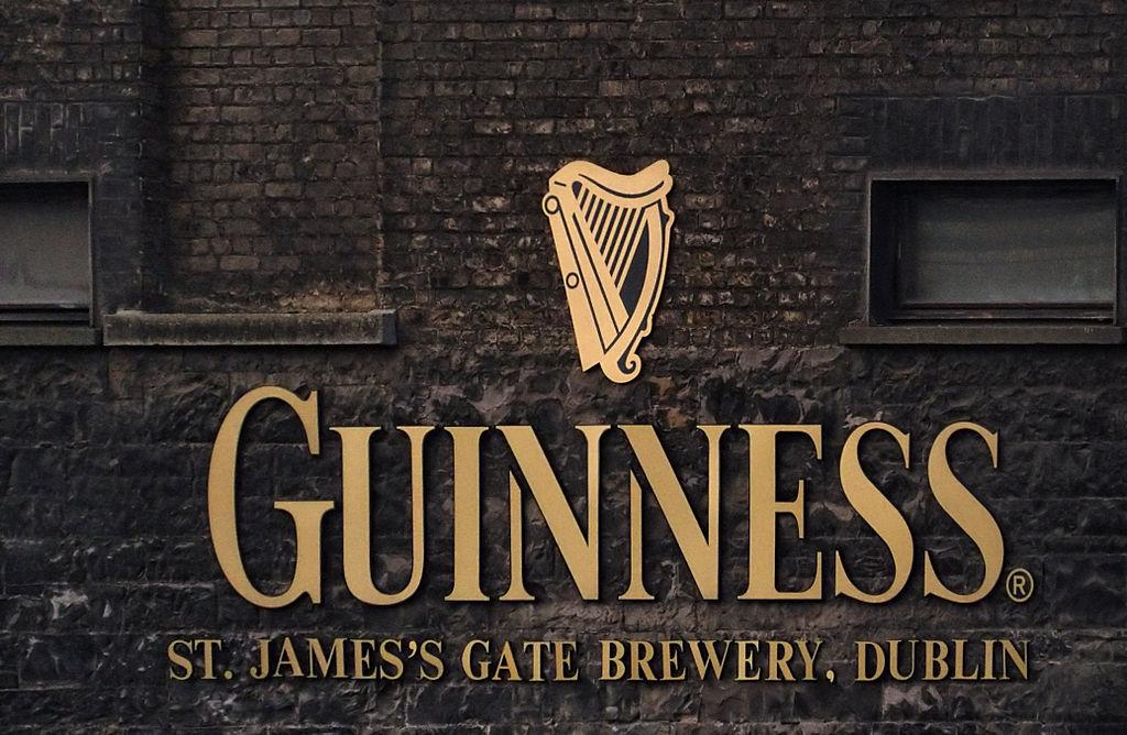 Fabrica de bere Guinness1