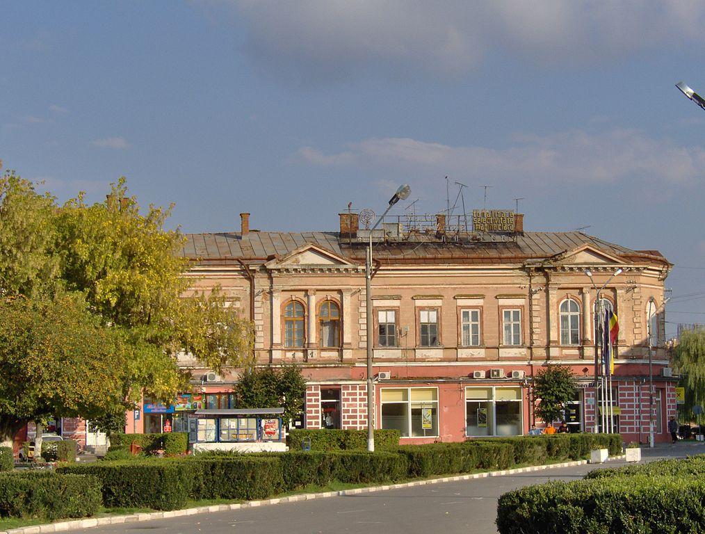Fagaras centru orasului