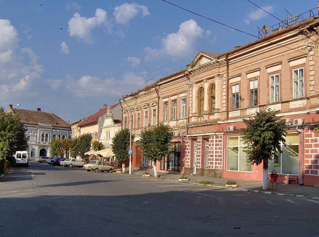 Fagaras centru vechi