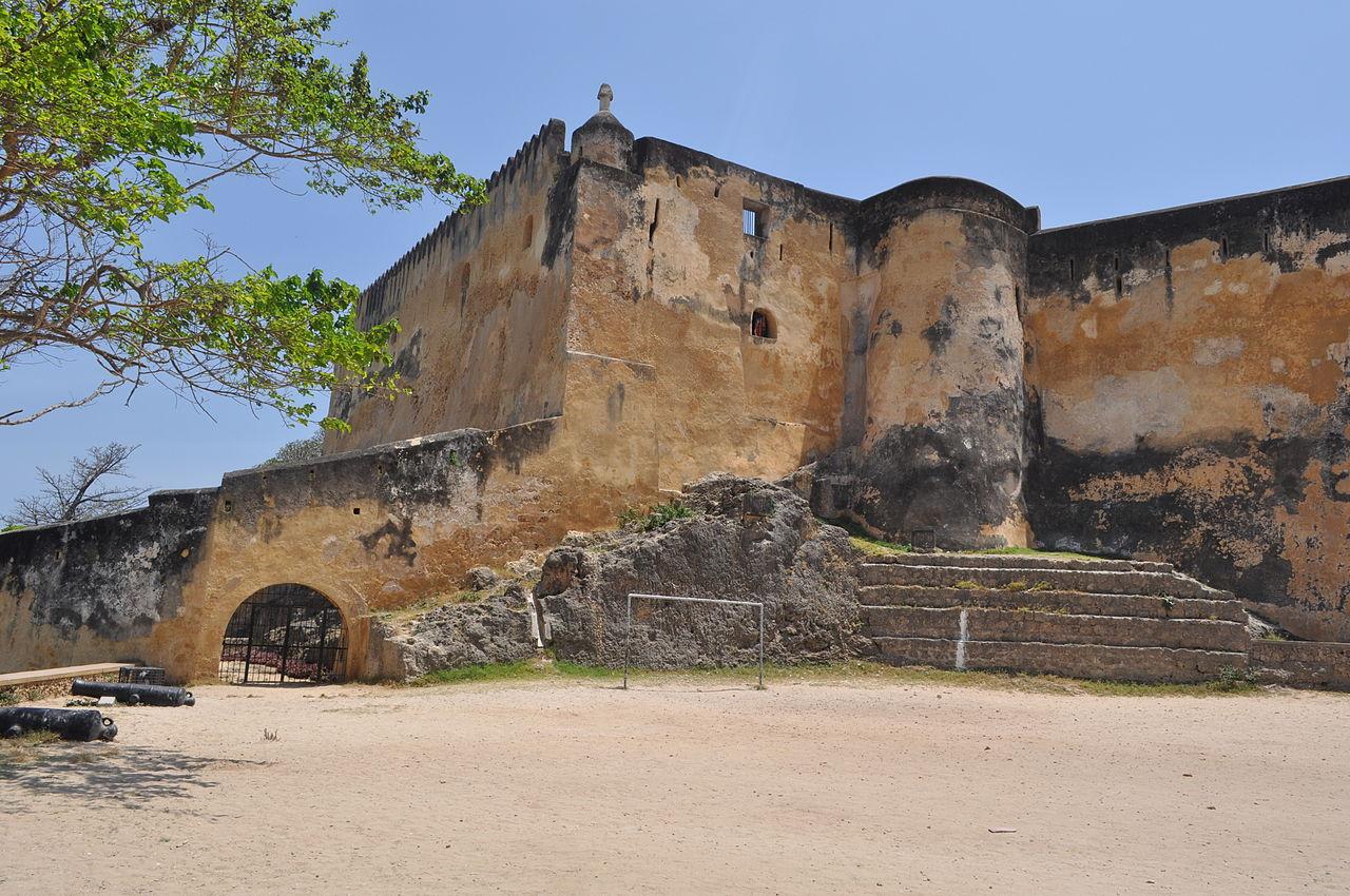 Fort Jesus din Kenya