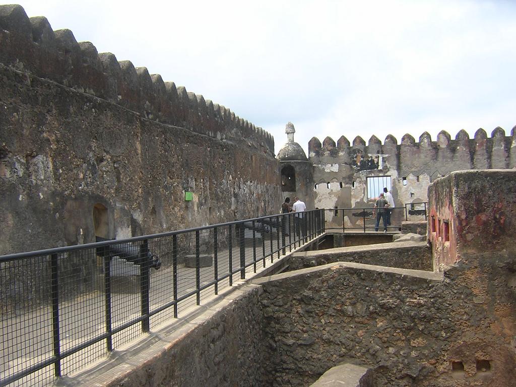 Fort Jesus din Kenya1111