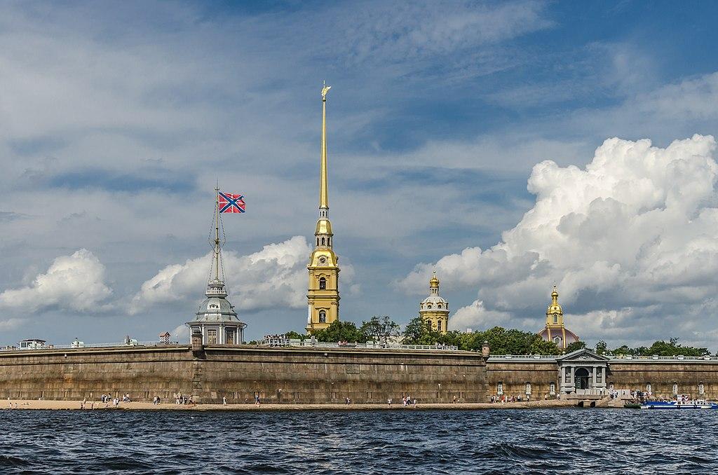 Fortareata Petru si Pavel1111