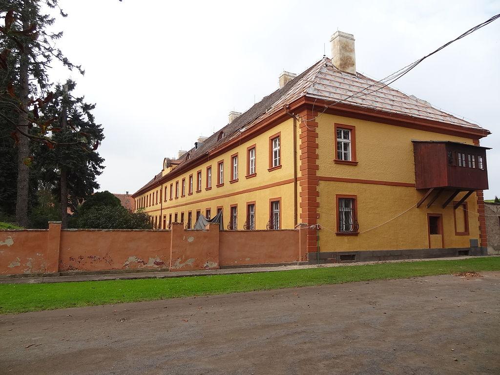 Fortareata din Terezin1111
