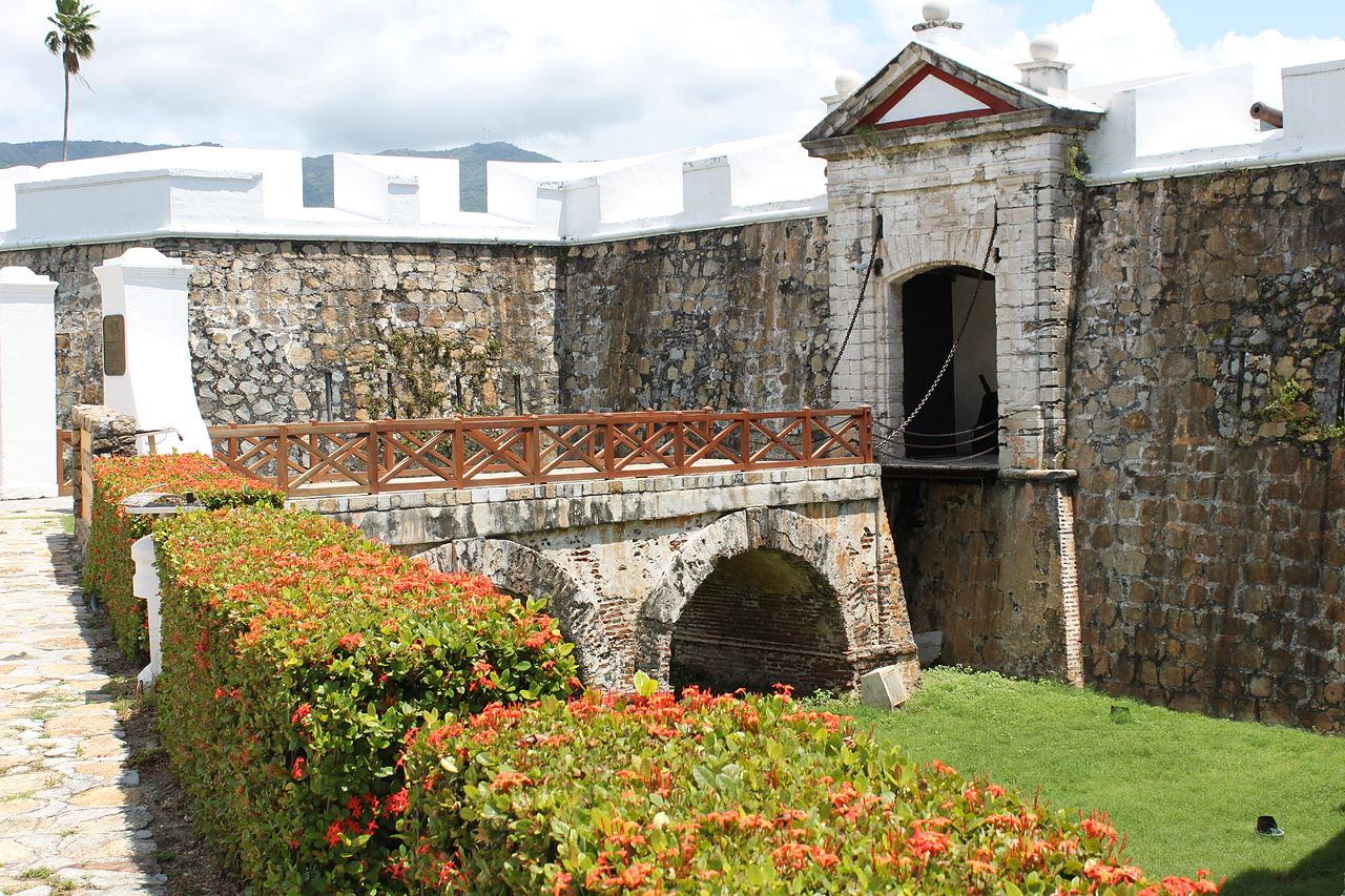 Fortul San Diego din Acapulco1