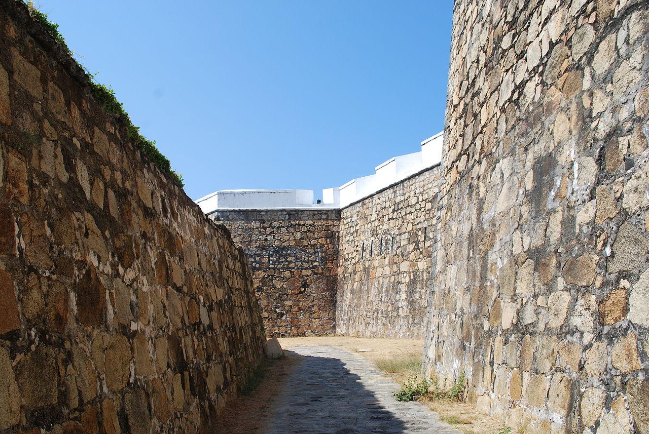 Fortul San Diego din Acapulco11