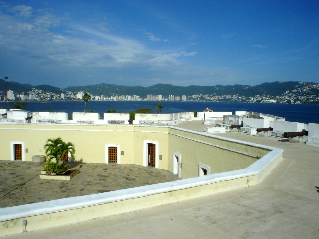 Fortul San Diego din Acapulco111