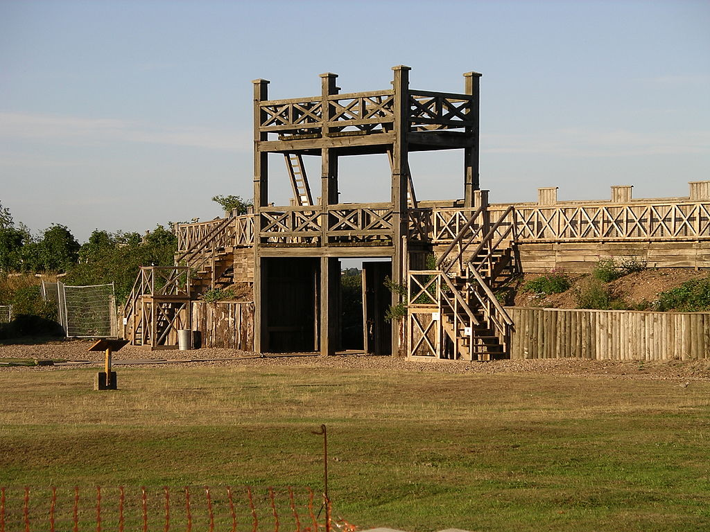Fortul roman Lunt