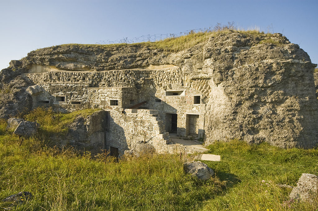 Forturile de la Verdun
