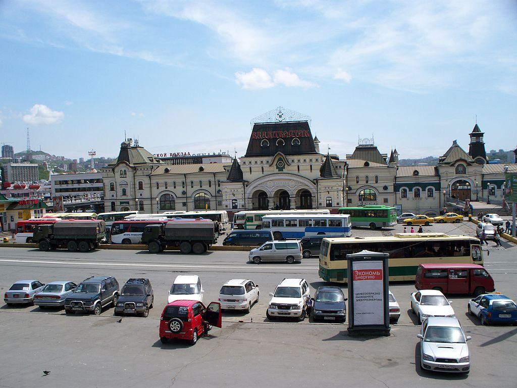 Gara din Vladivostok