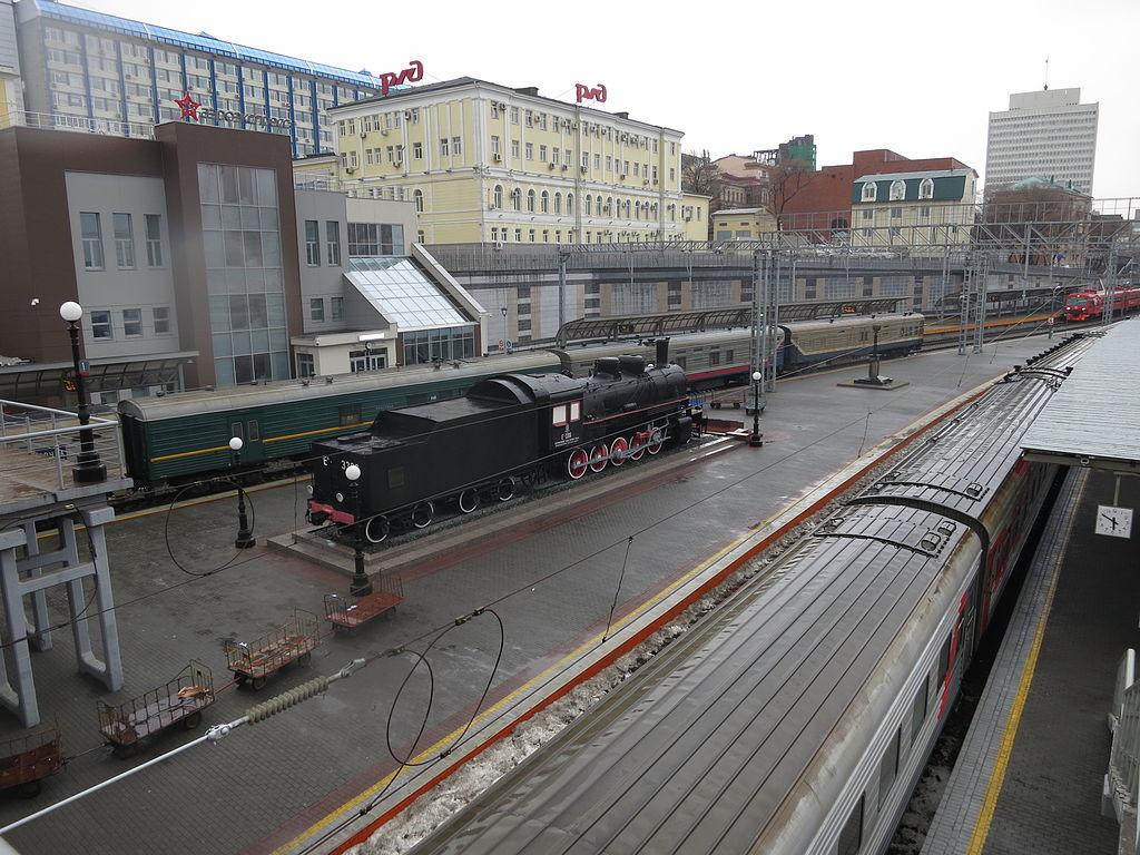 Gara din Vladivostok1
