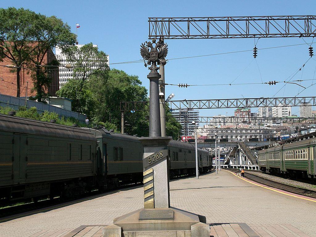 Gara din Vladivostok11