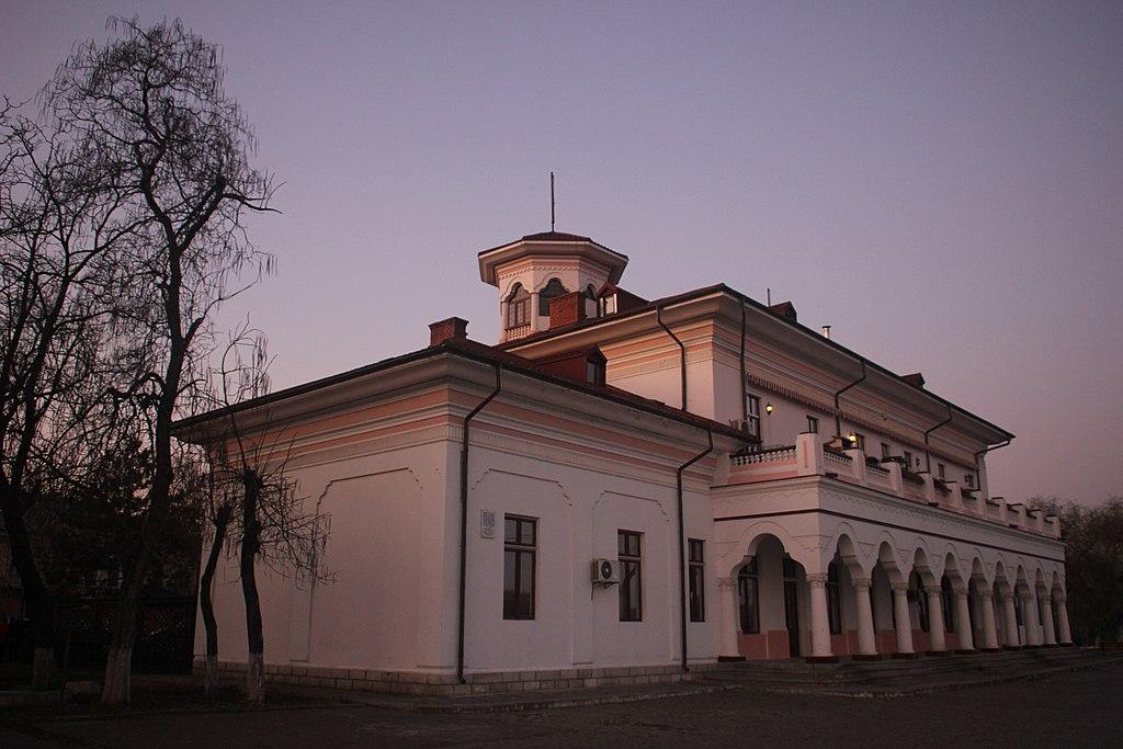 Gara fluvială din Brăila