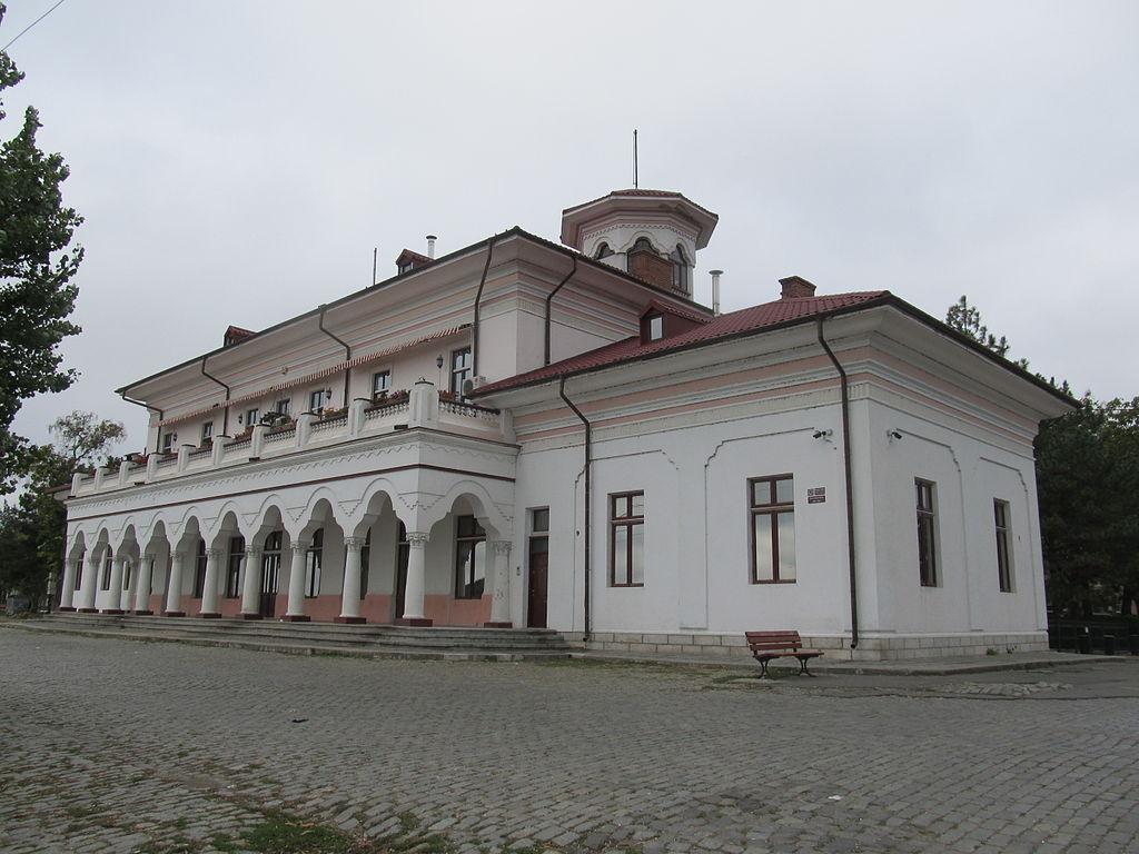Gara fluvială din Brăila1
