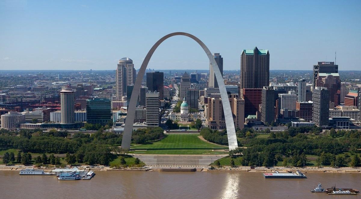 Gateway Arch din St. Louis1