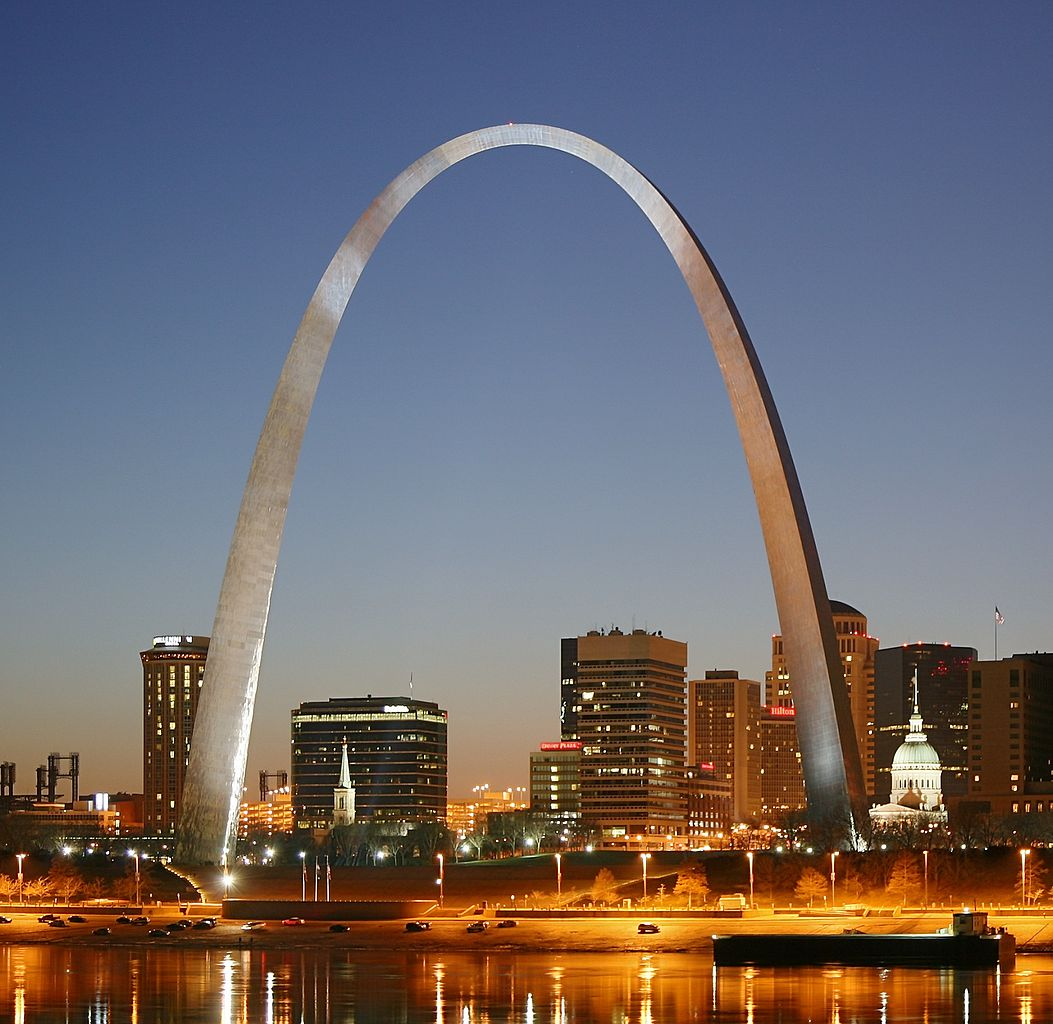 Gateway Arch din St. Louis11