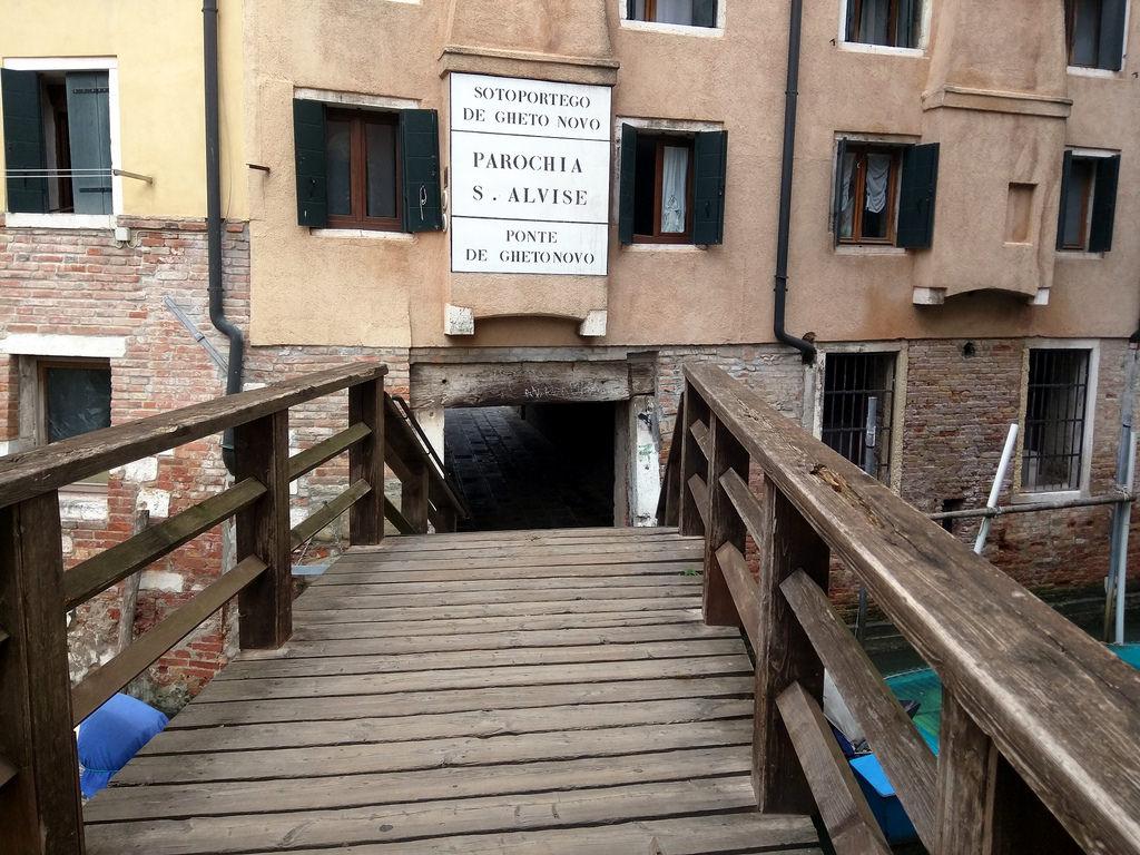 Ghetoul evreiesc din Venetia1