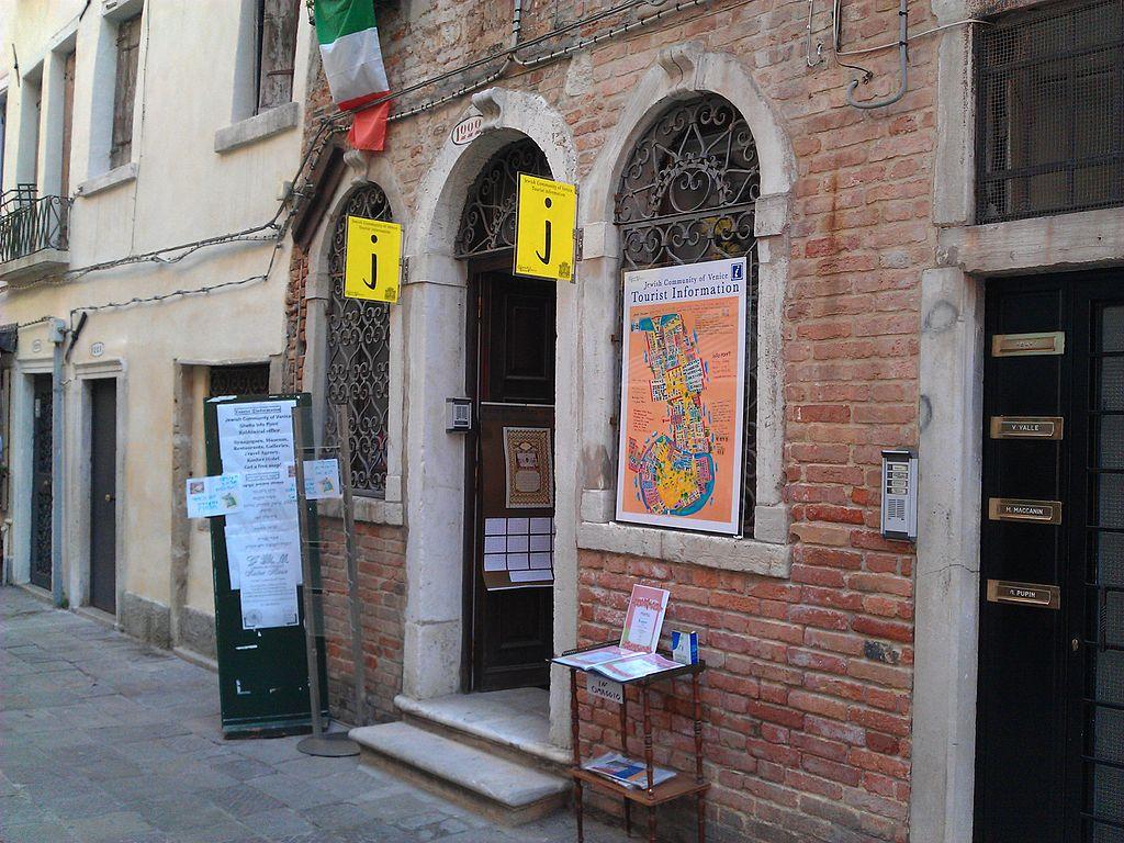 Ghetoul evreiesc din Venetia11