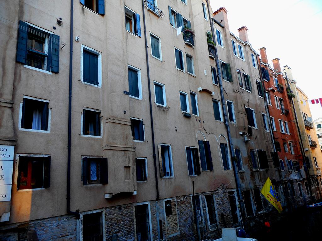 Ghetoul evreiesc din Venetia111