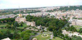 Grădinile din Vatican