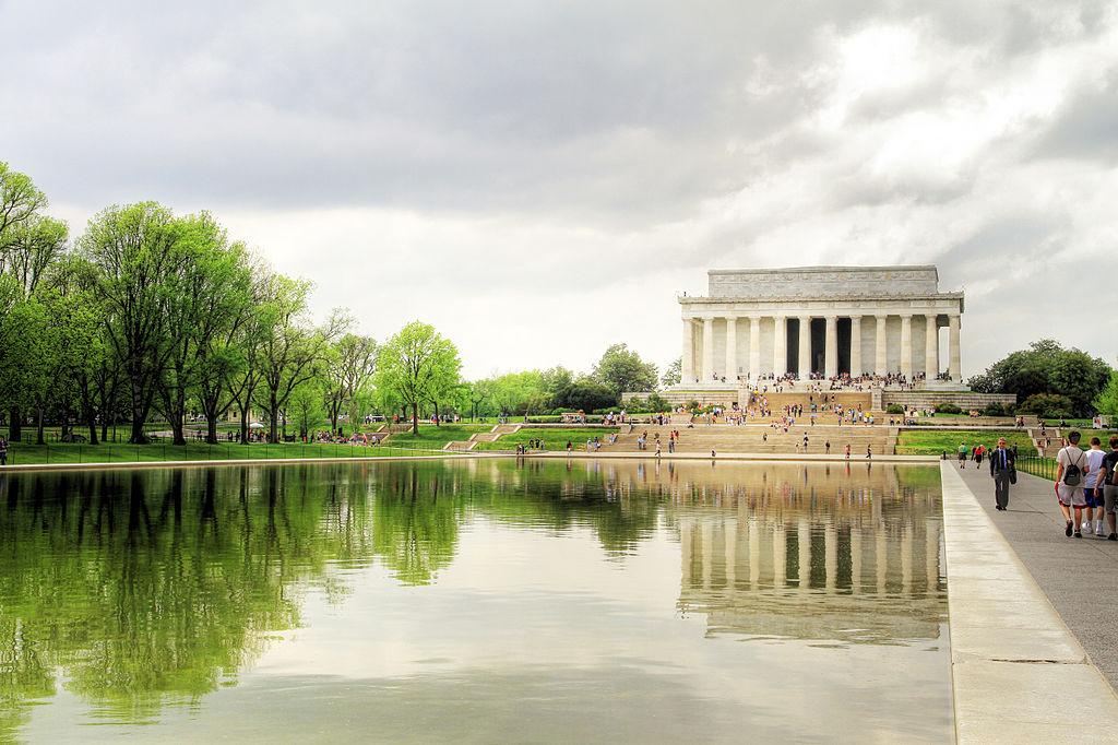 Gradina Memoriala Lincoln