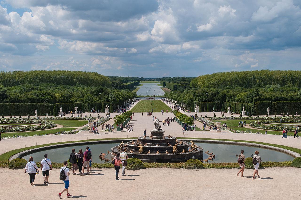 Gradina Versailles