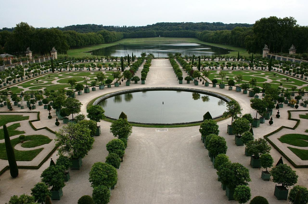 Gradina Versailles1