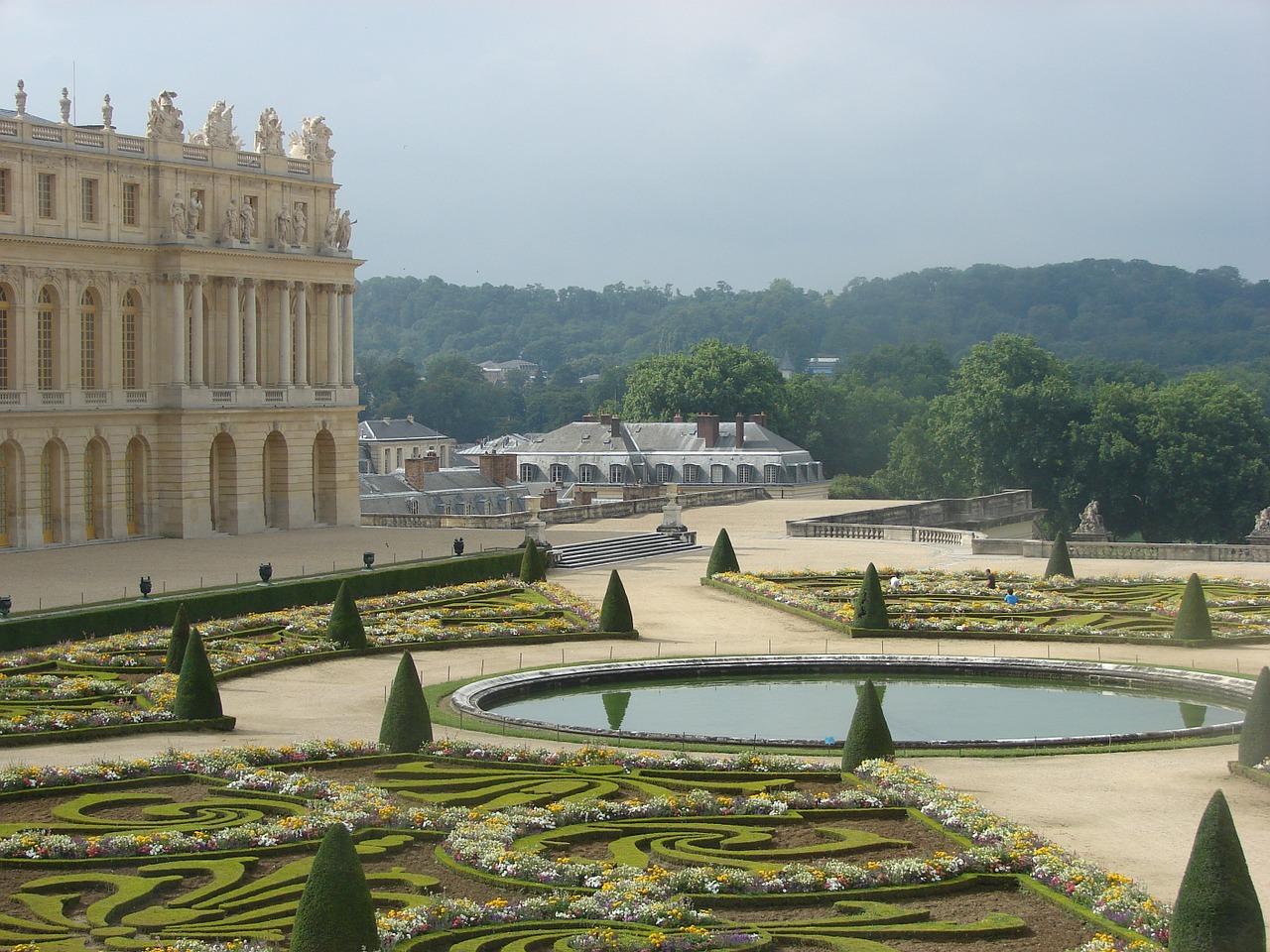 Gradina Versailles111