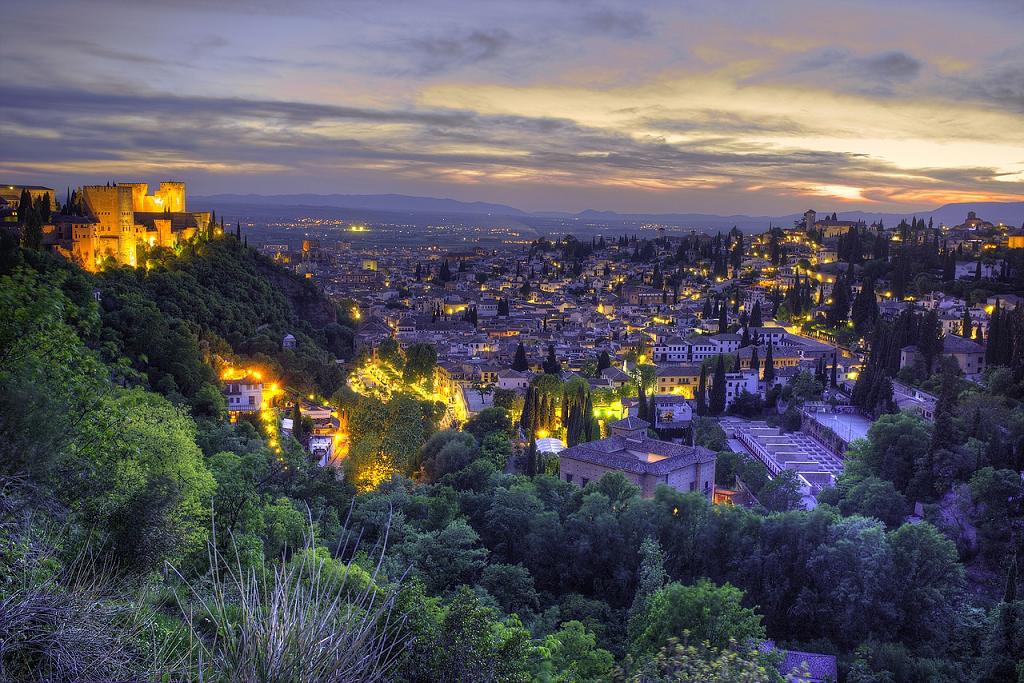 Granada Spania