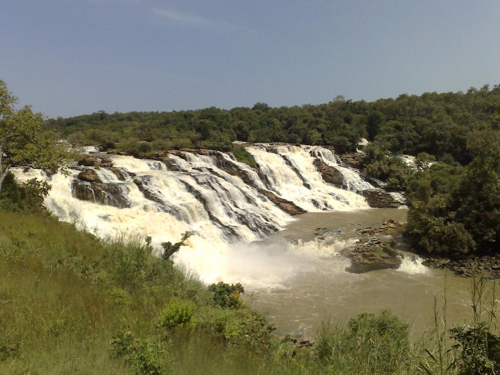 cascadele Gurara