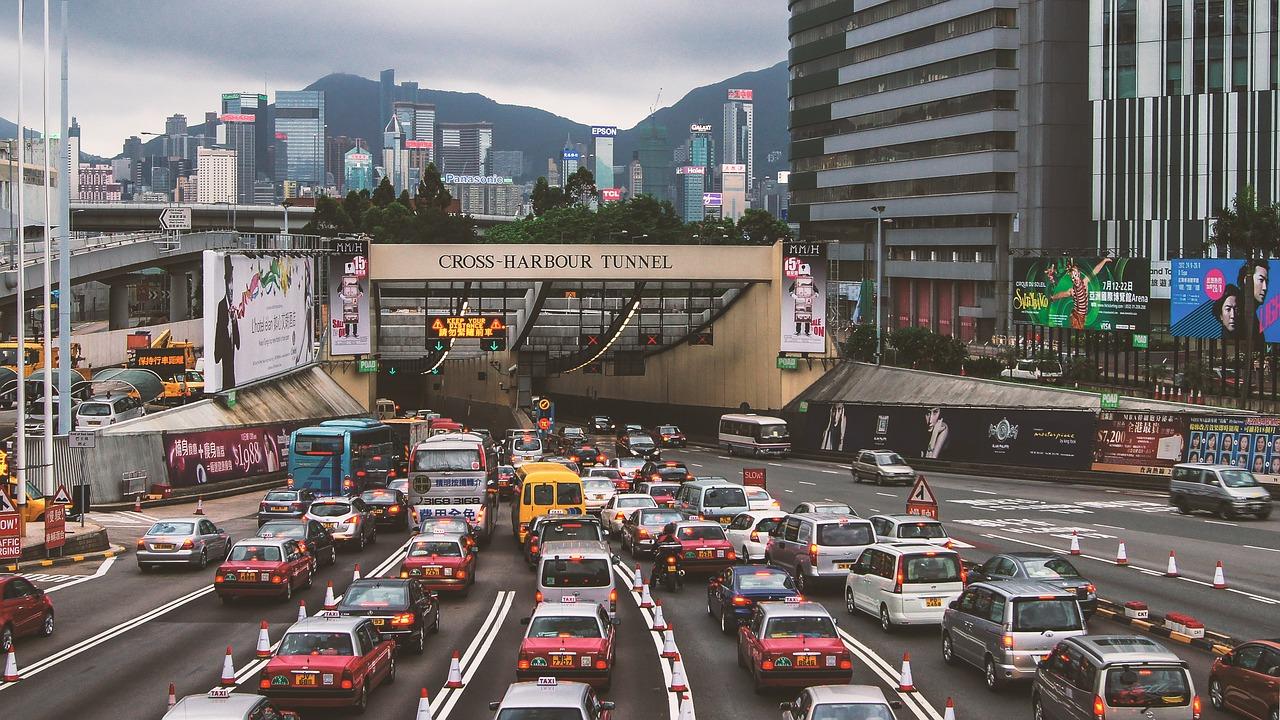 Hong Kong trafic