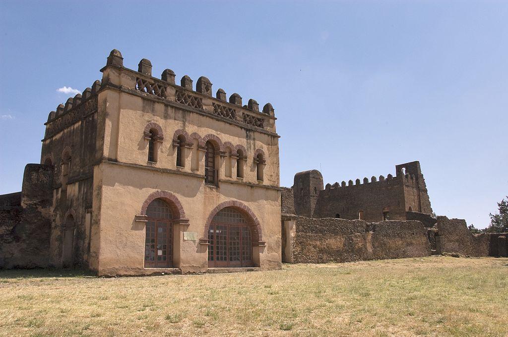 Incinta imperiala din Gondar