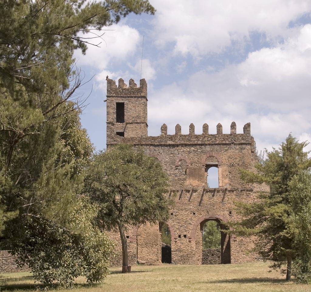 Incinta imperiala din Gondar11
