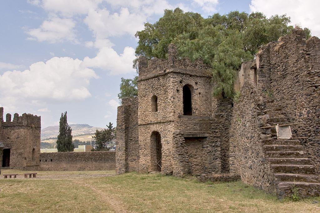 Incinta imperiala din Gondar111