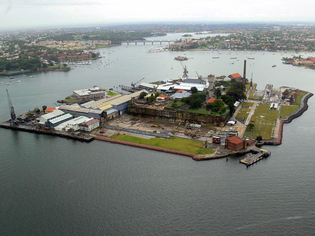 Insula Cockatoo