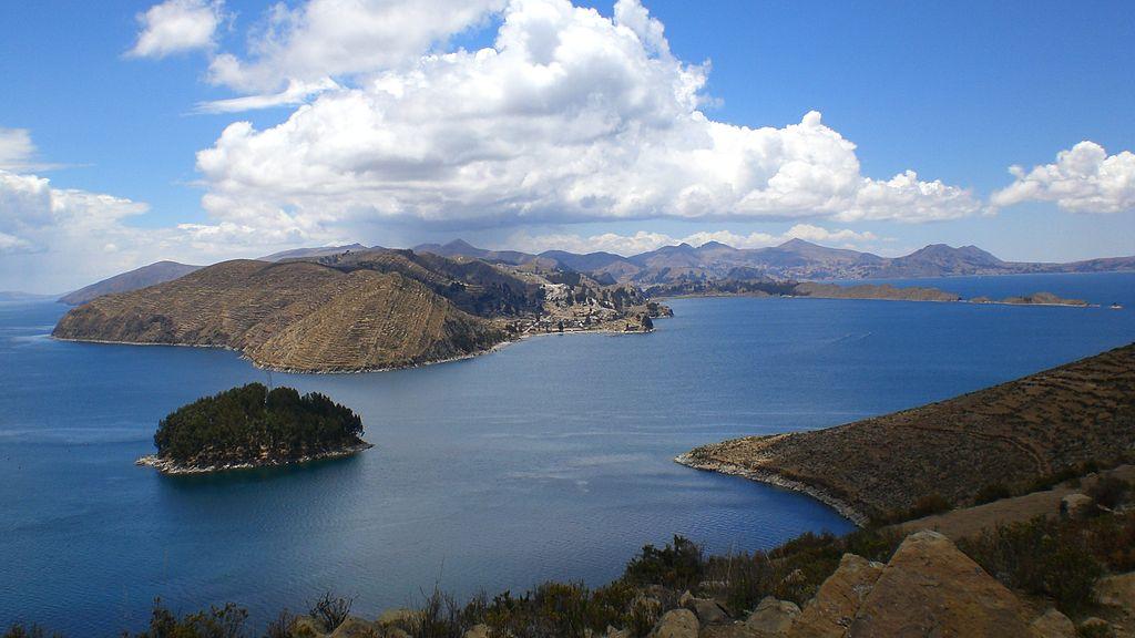 Isla del Sol din Bolivia111