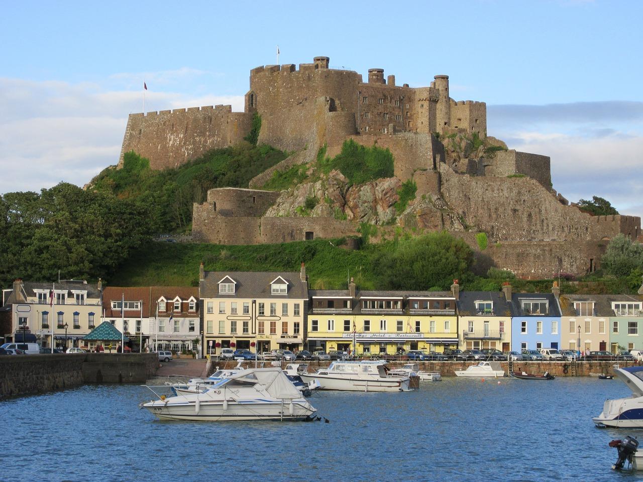 Jersey Castel