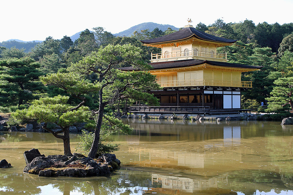 Kinkaku-ji1