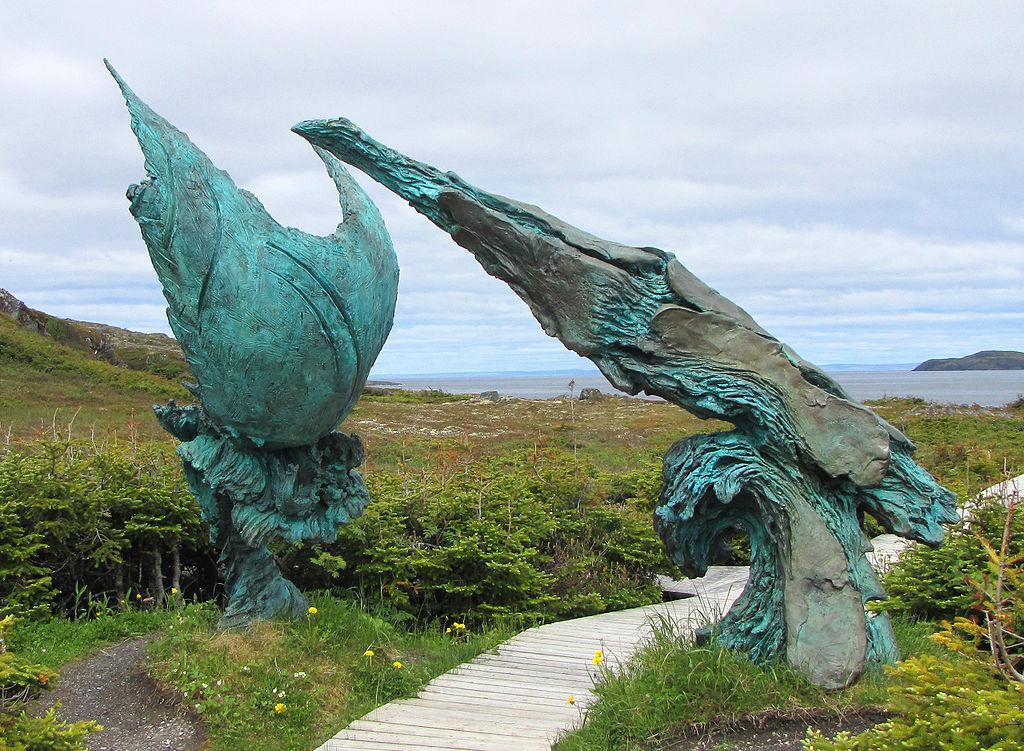 L'Anse aux Meadows Intalnirea celor doua lumi