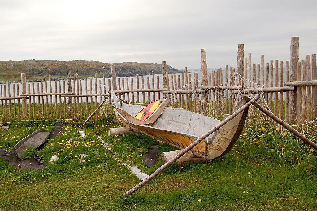 L'Anse aux Meadows situl arheologic