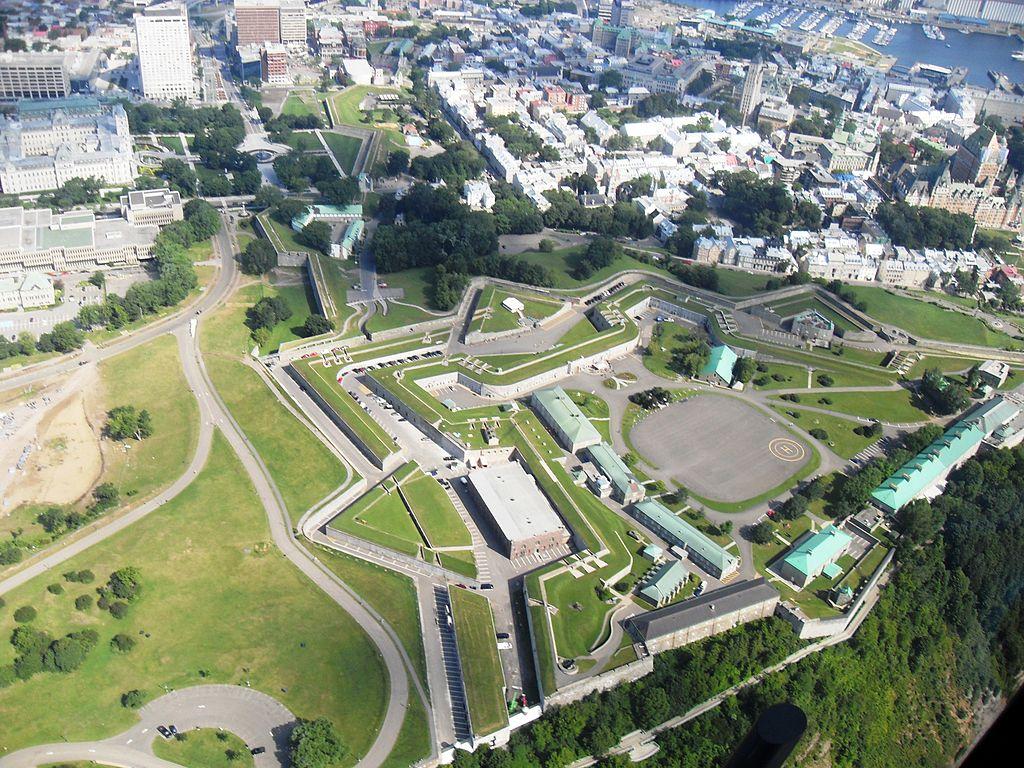 La Citadelle din Quebec