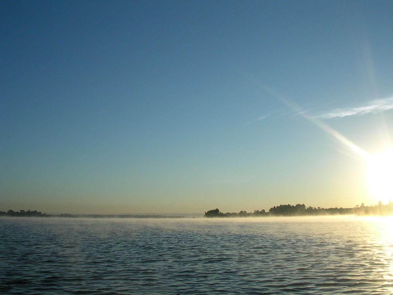 Lacul artificial Paranoá
