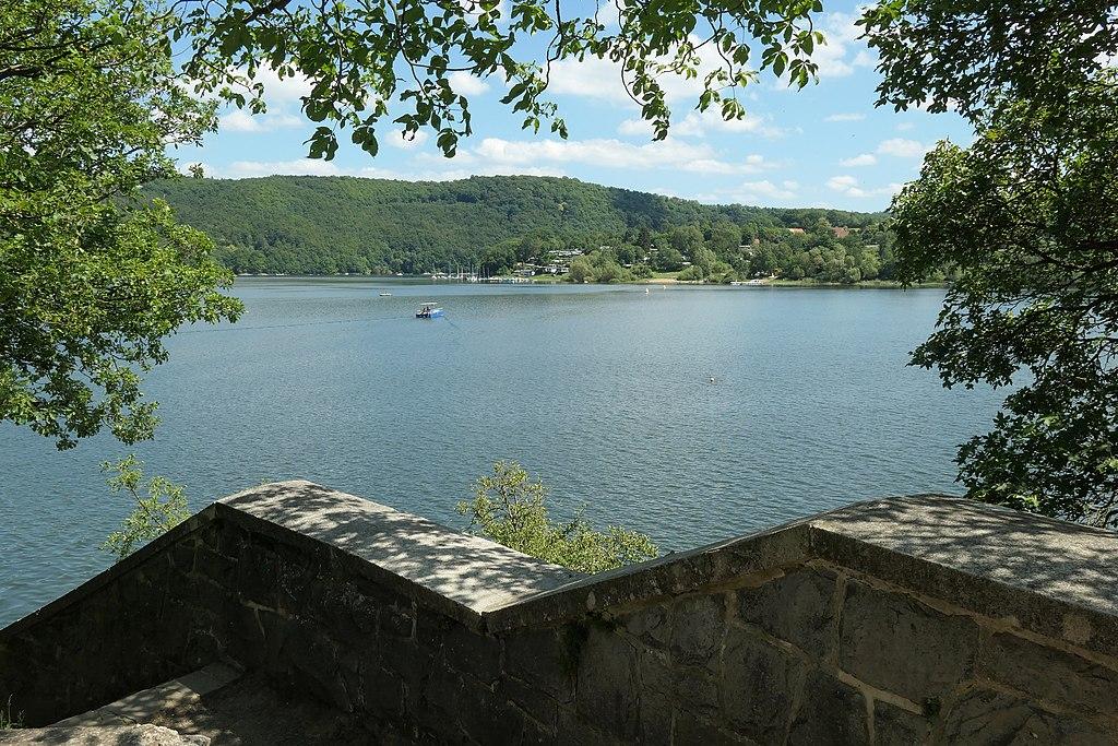 Lacul de acumulare Edersee111