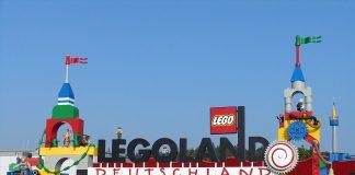Legoland Intrarea